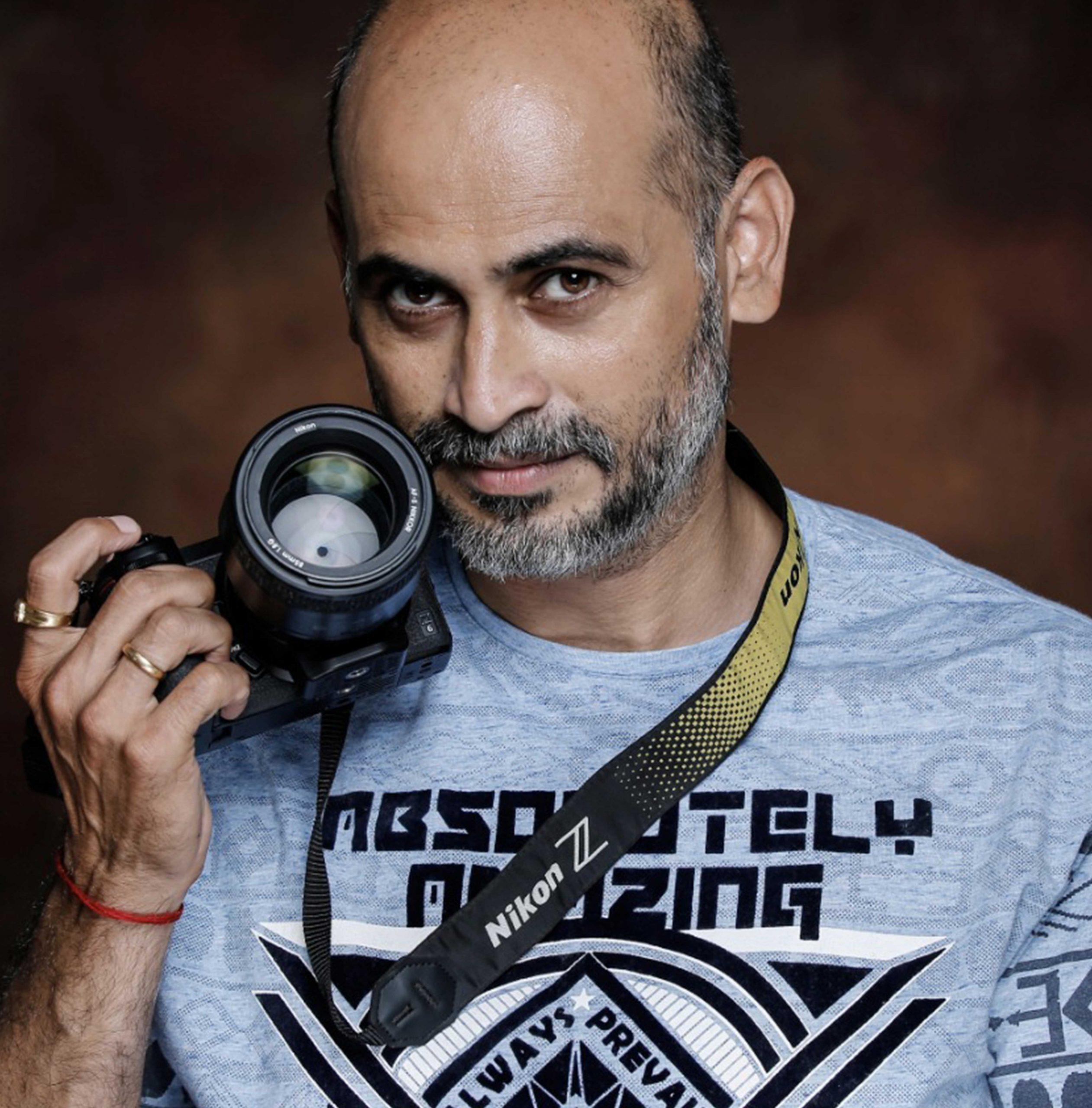 Ranjan Zingade - Nikon Expertive