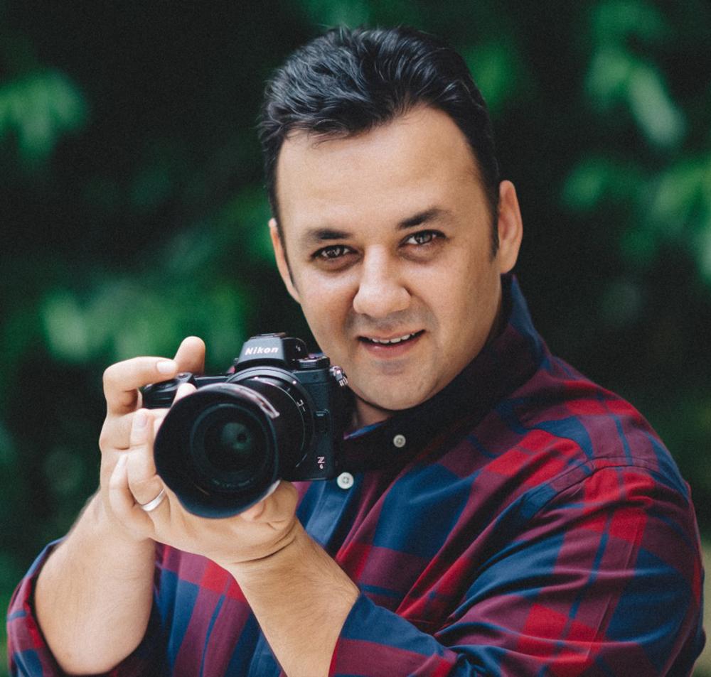 Ravi Mistry - Nikon Z Creators