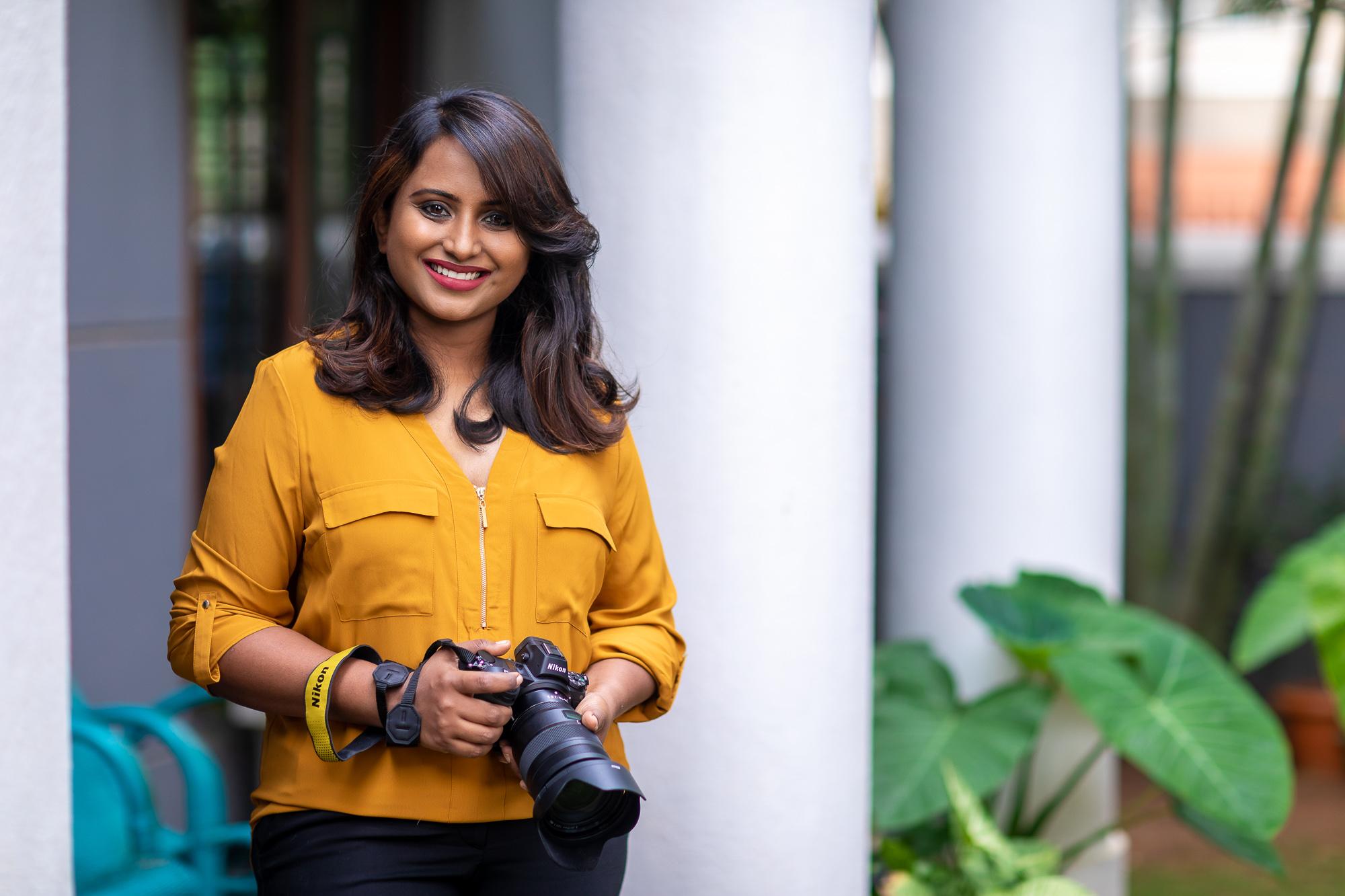 Neeta Shankar - Nikon Z Creators