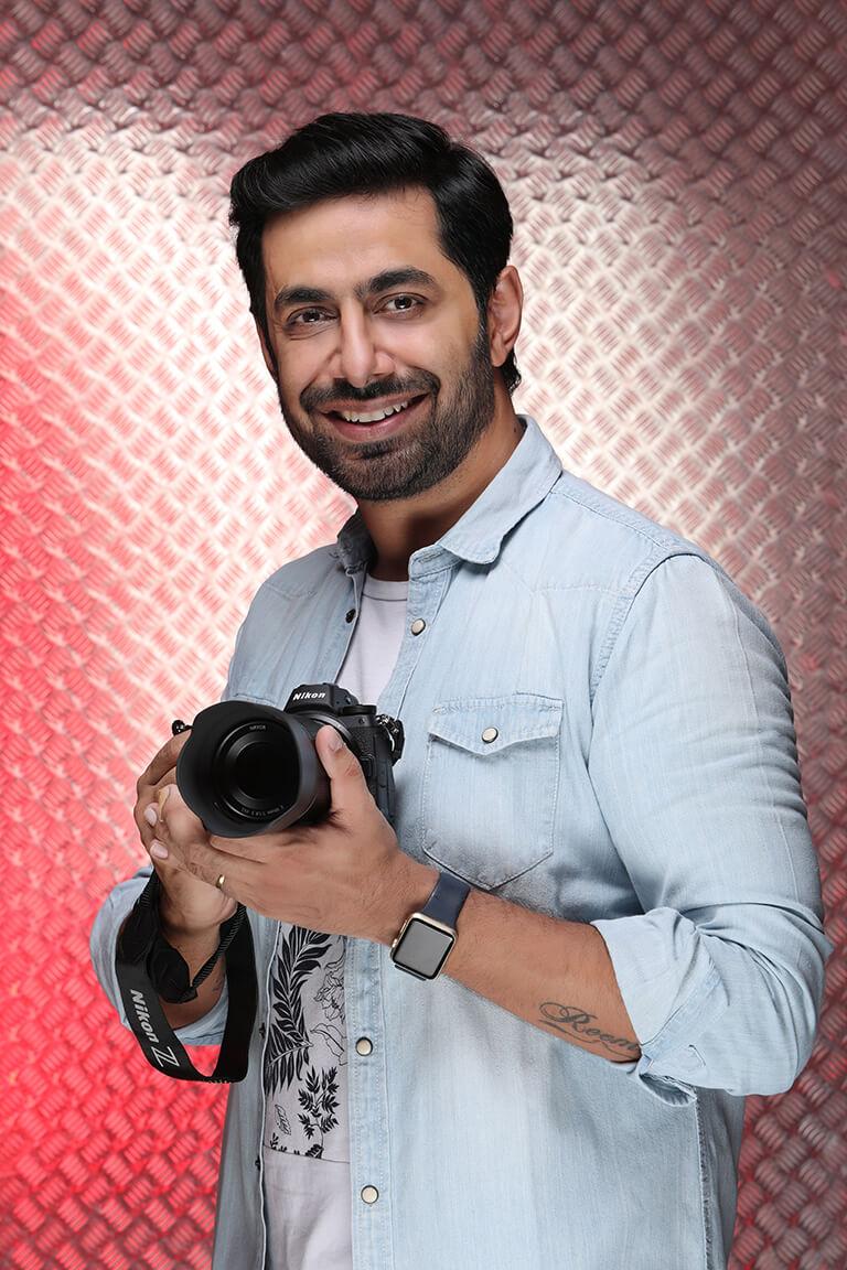 Praveen Bhat - Nikon Expertive