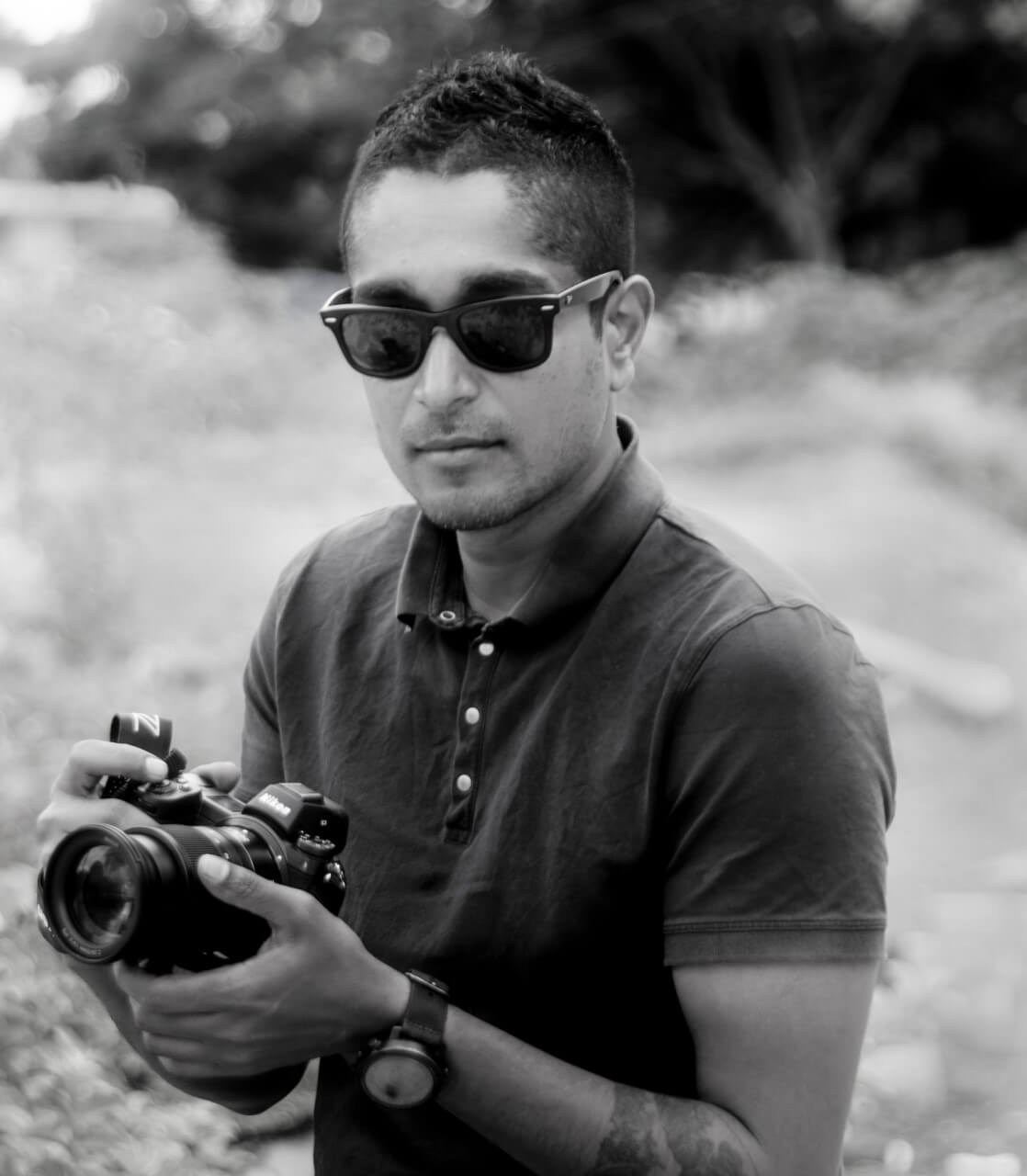 Sam Mohan - Nikon Expertive