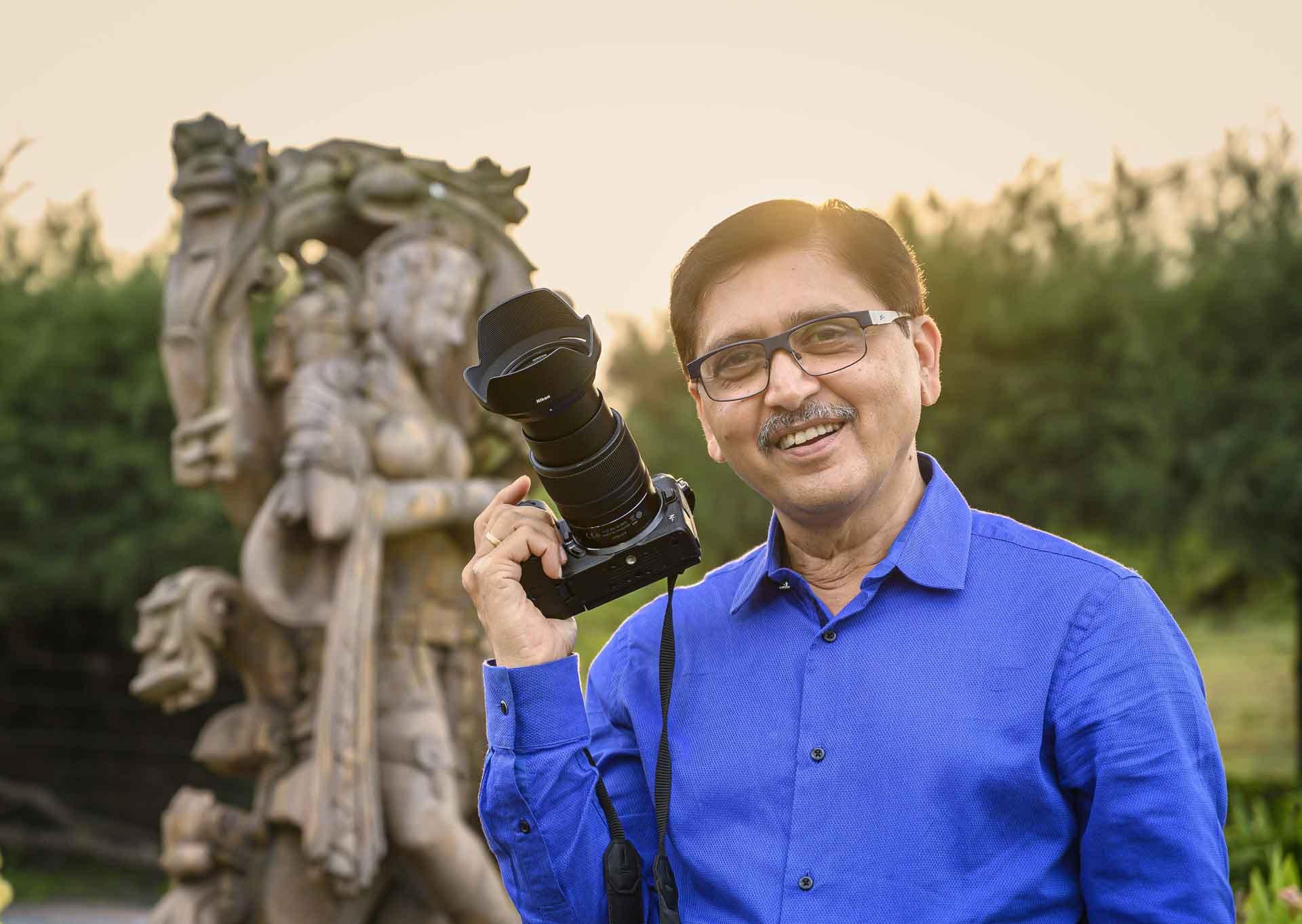 Ajay Shah - Nikon Expertive