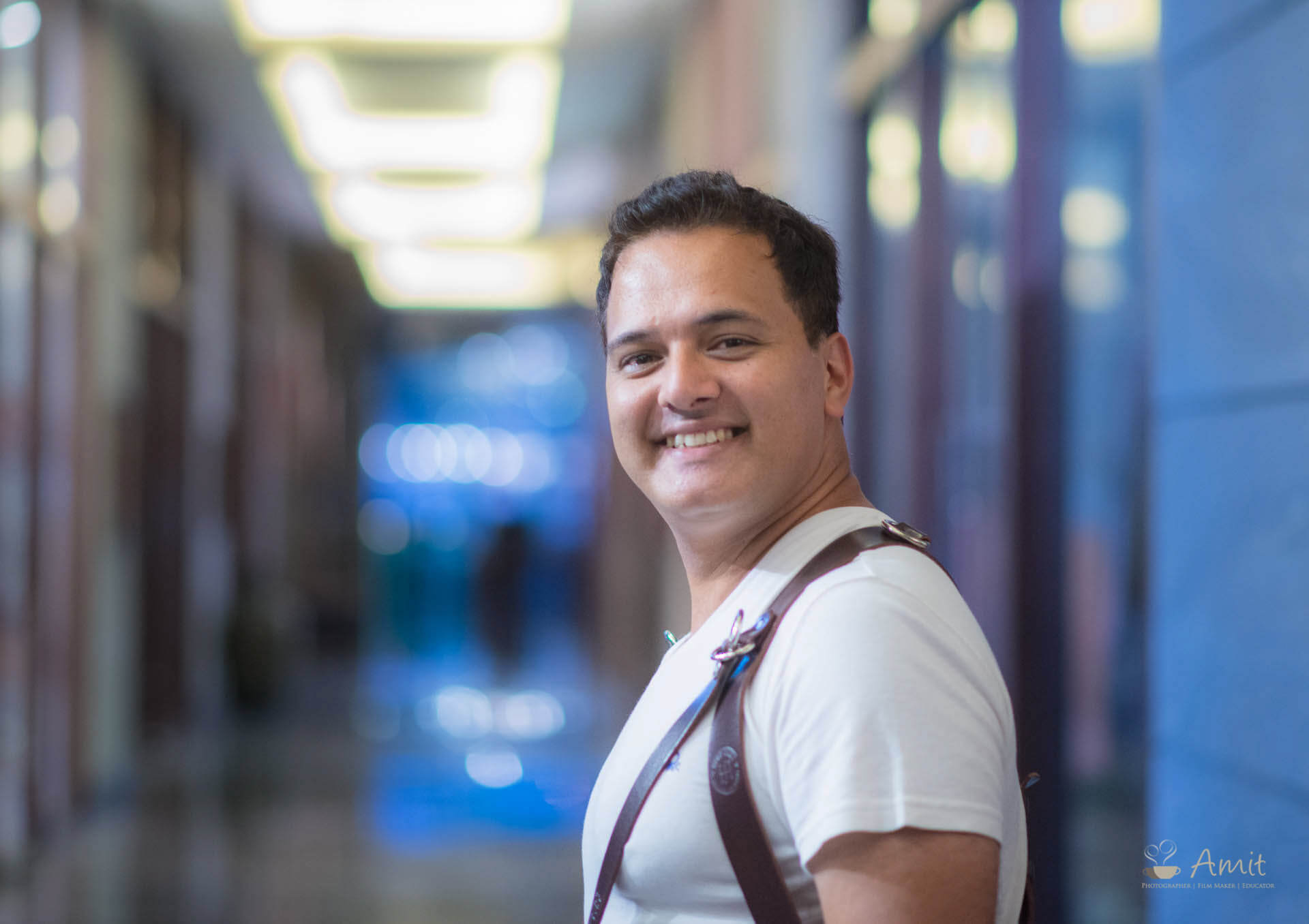 Amit Shindore - Nikon Mentors