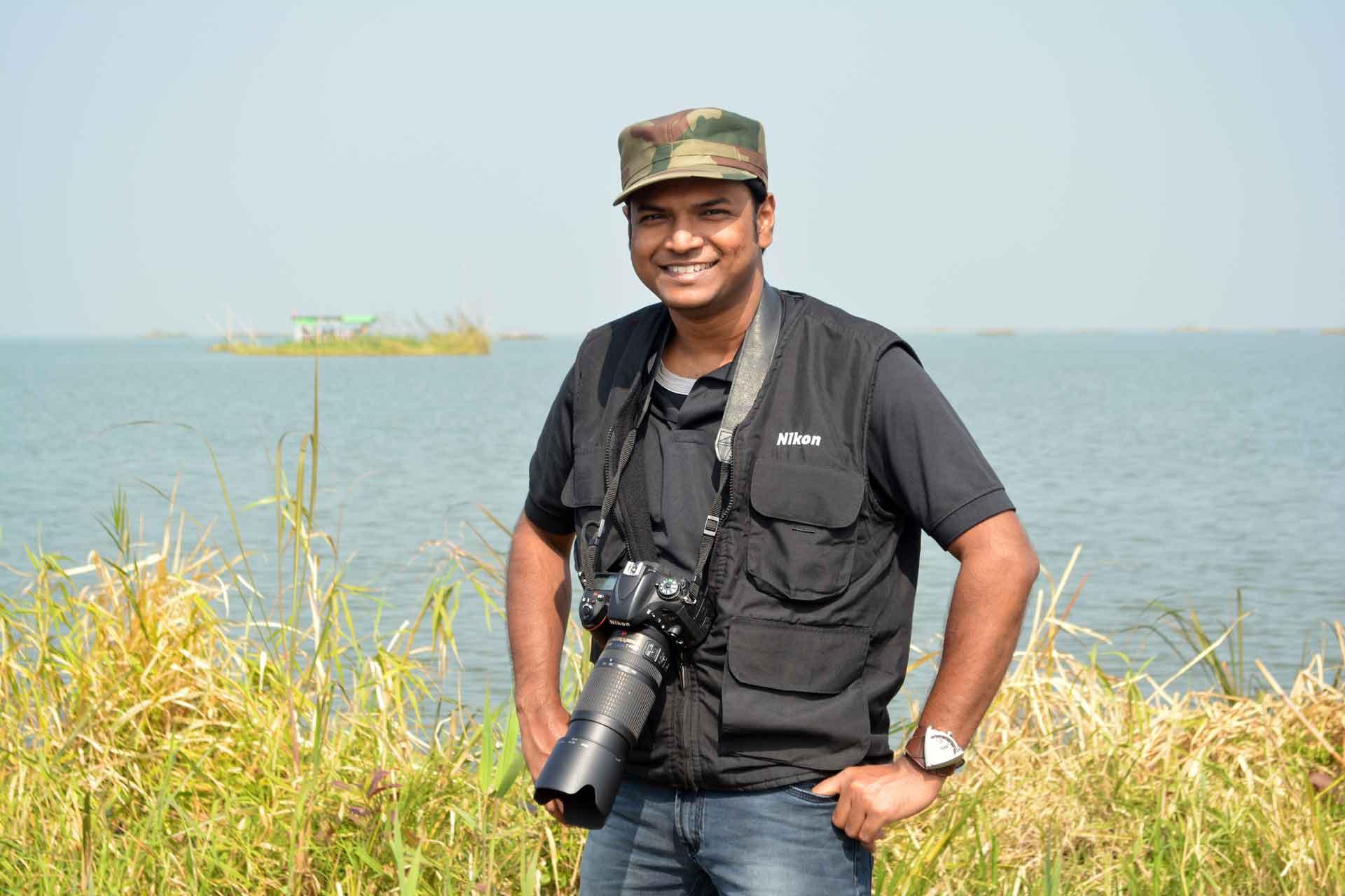 Shayak Raychaudhuri - Nikon Mentors