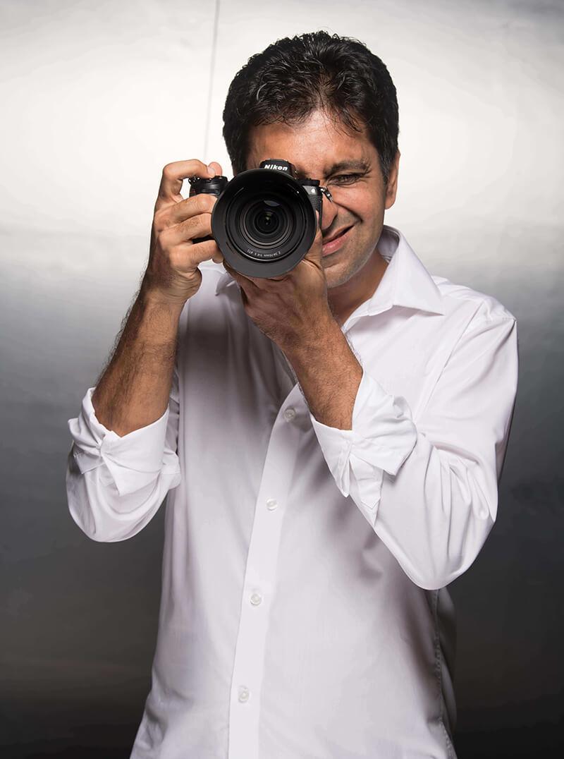 Ram Bherwani - Nikon Expertive