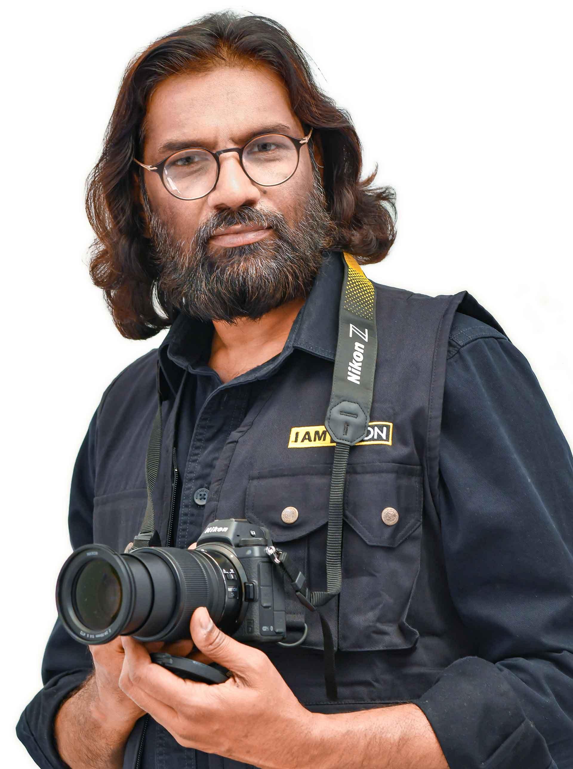 Dev Dutt Baraskar - Nikon Expertive