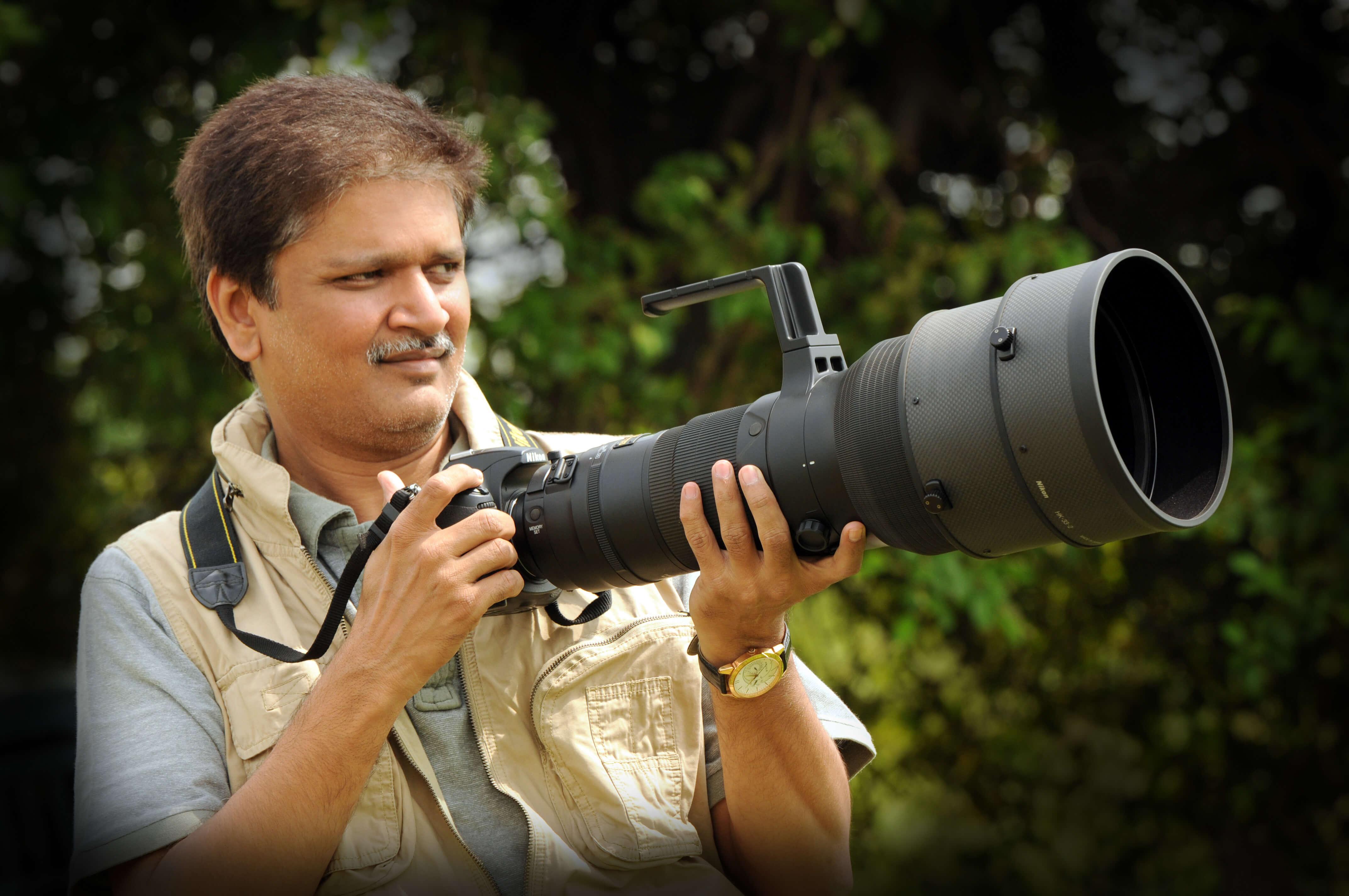 Matrishva B Vyas - Nikon Mentors