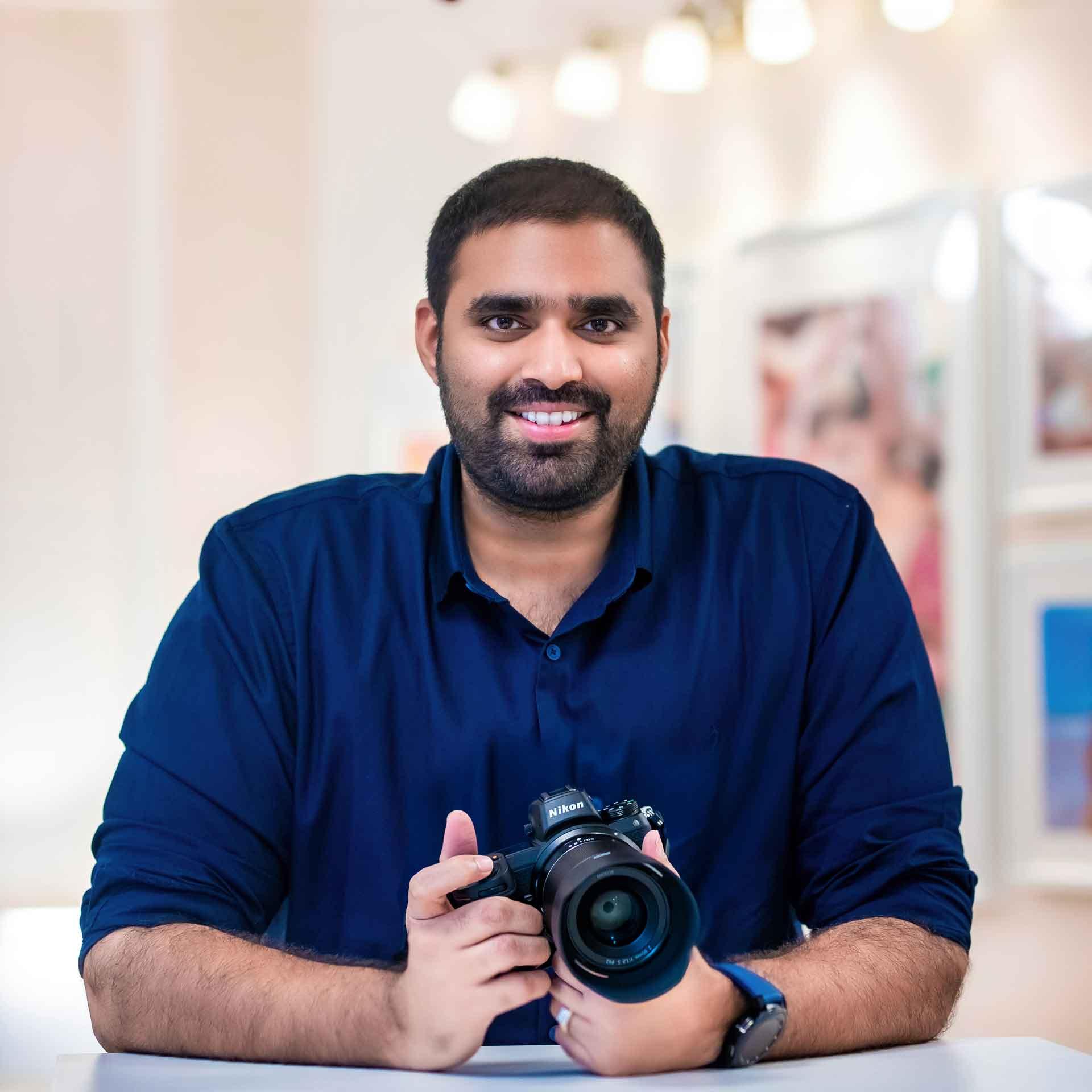 Rajeev Trivikram - Nikon Expertive