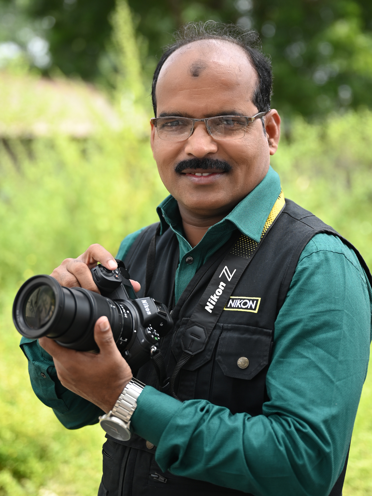 Shaik Hussain - Nikon Mentors