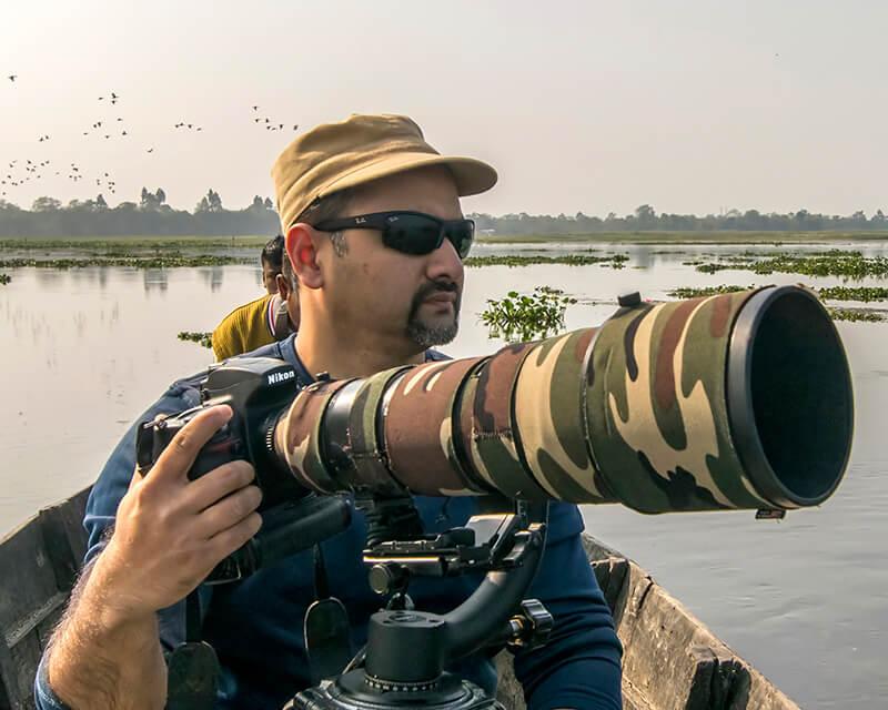 Udayan Borthakur - Nikon Mentors