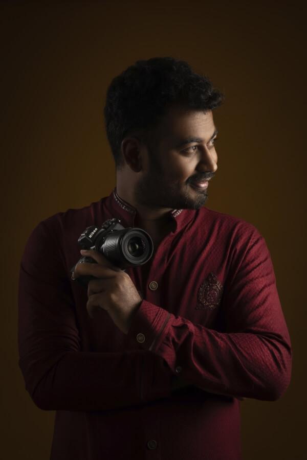 Vijay Essam - Nikon Z Ambassadors
