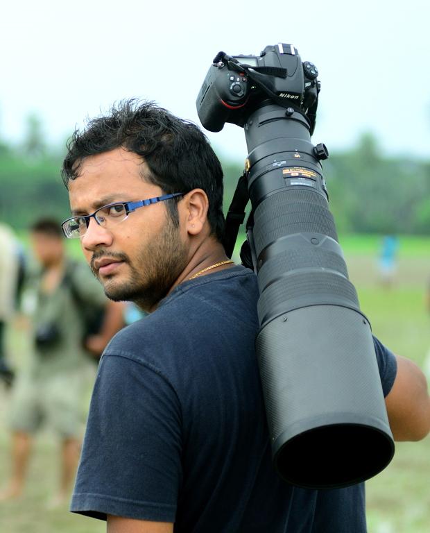Vivek Prasad - Nikon Mentors