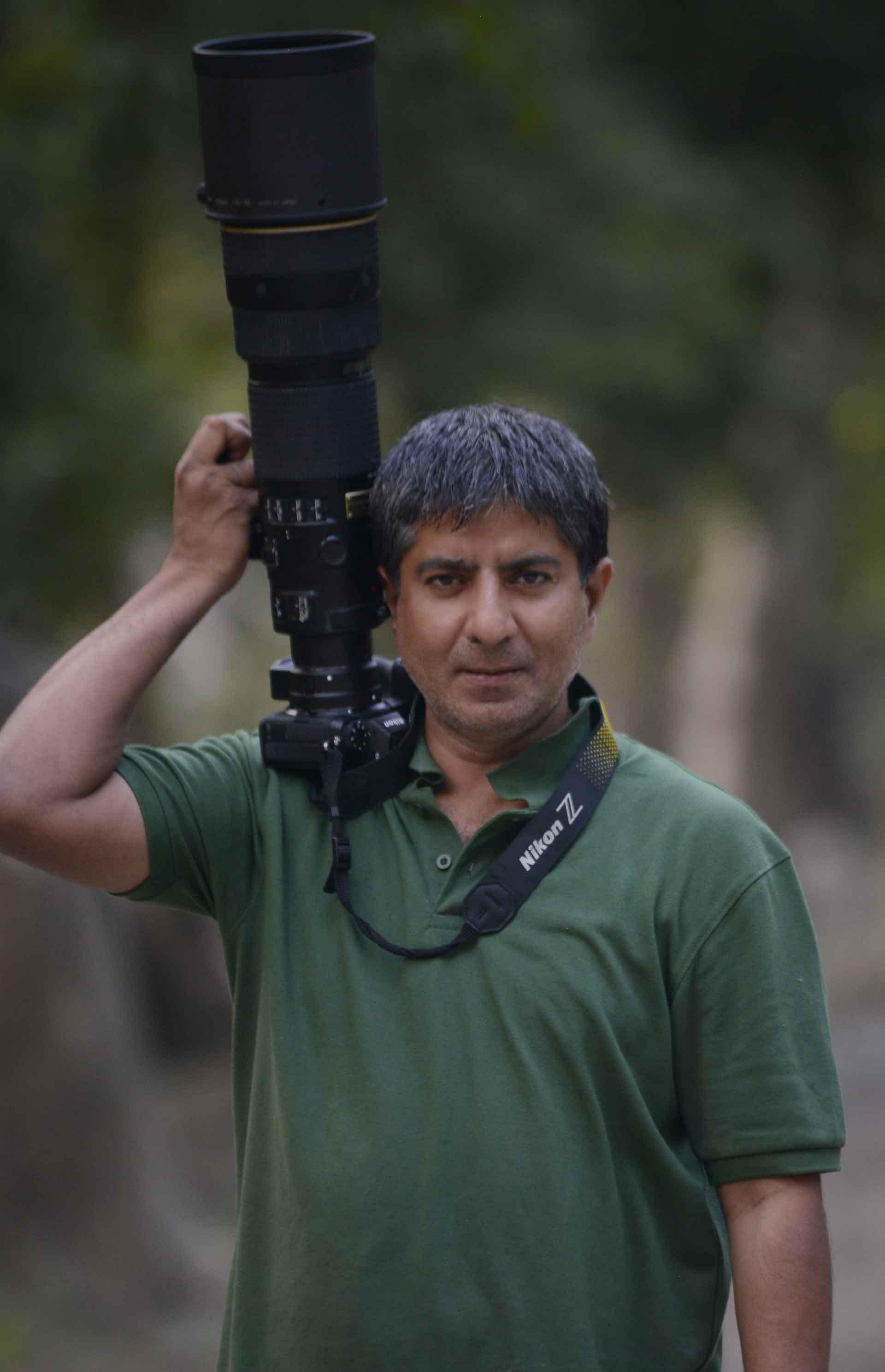 Lalit Rajora - Nikon Expertive