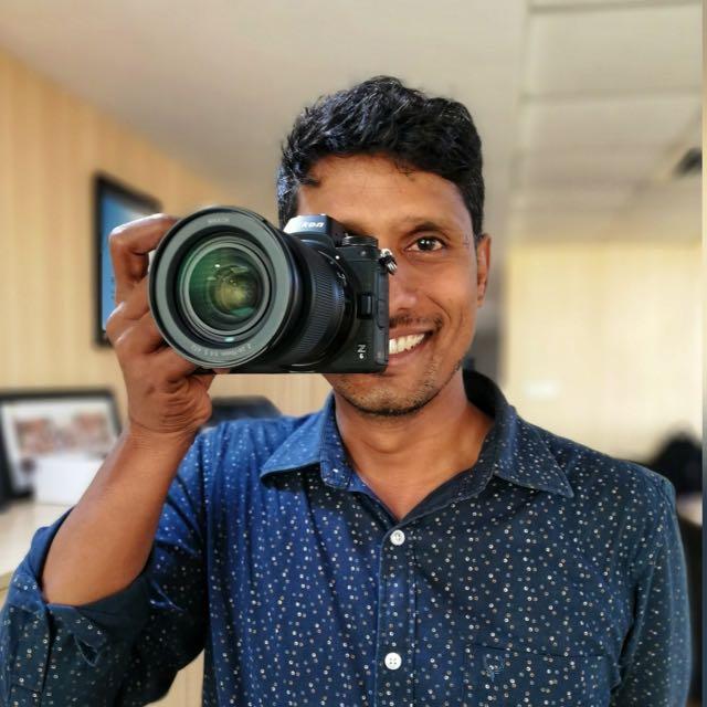 Perumal Venkatesan - Nikon Mentors