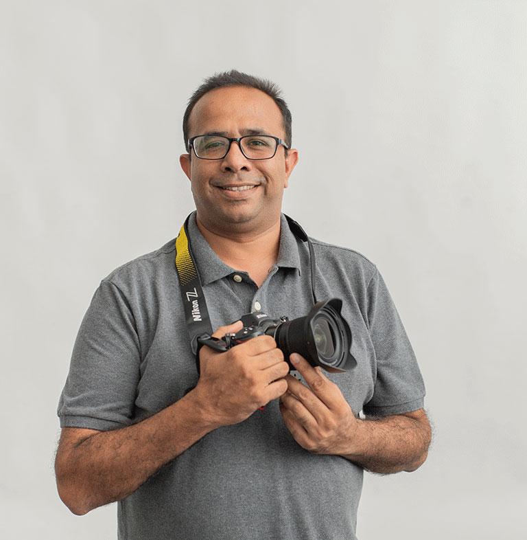 Anudeep Mathur - Nikon Mentors