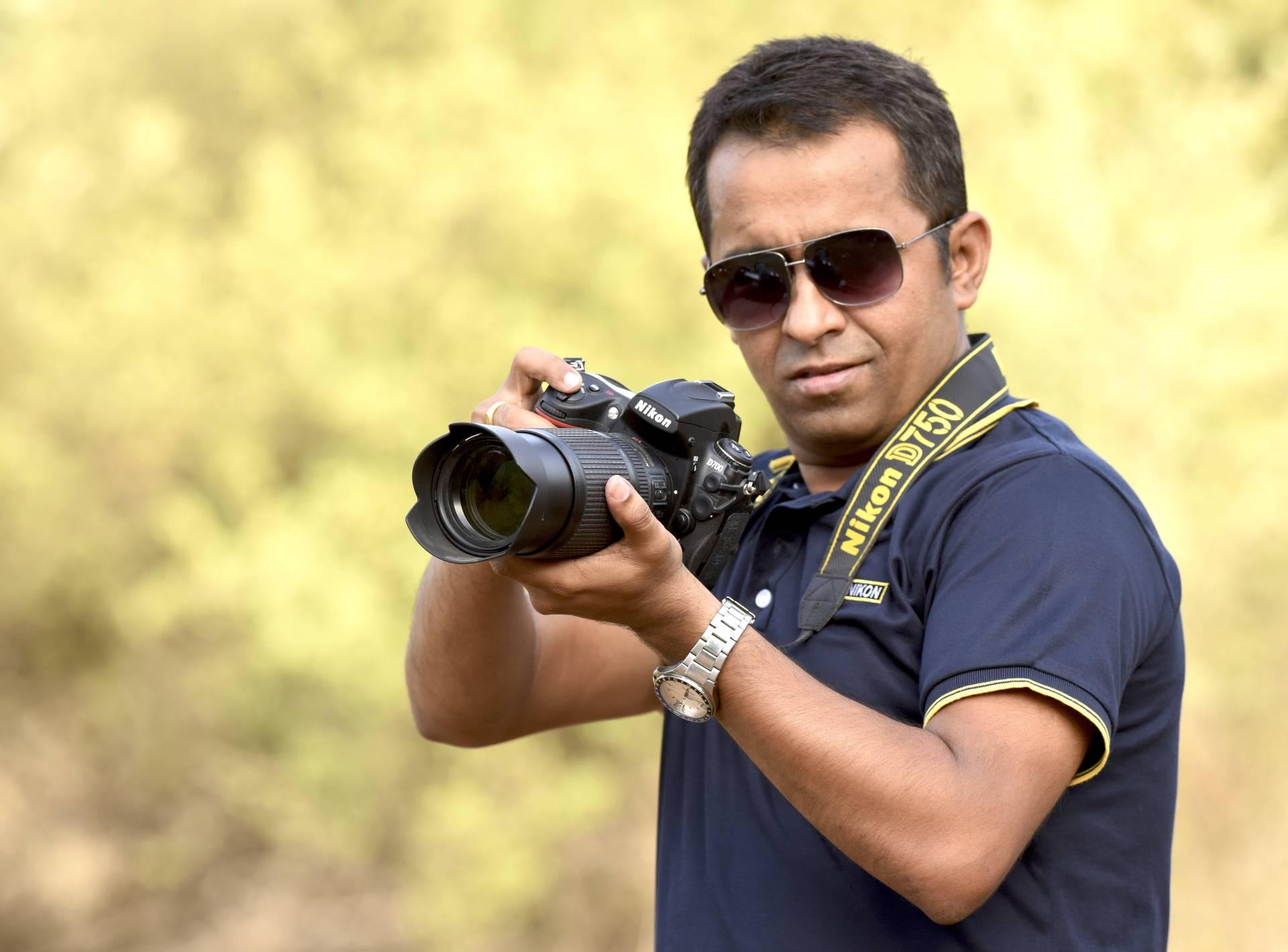 Vishan Diwan - Nikon Mentors
