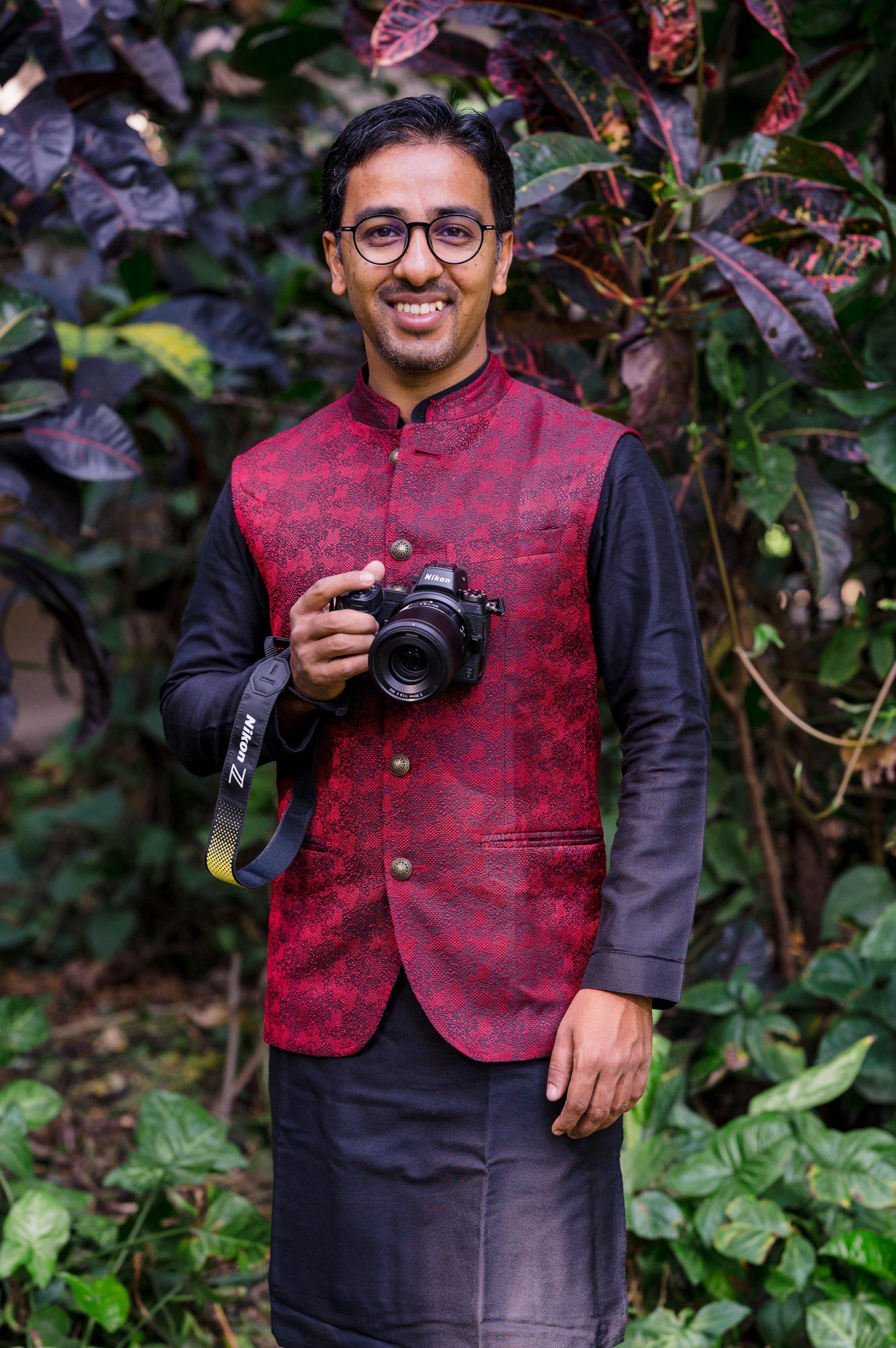 Raj RJ - Nikon Z Creators