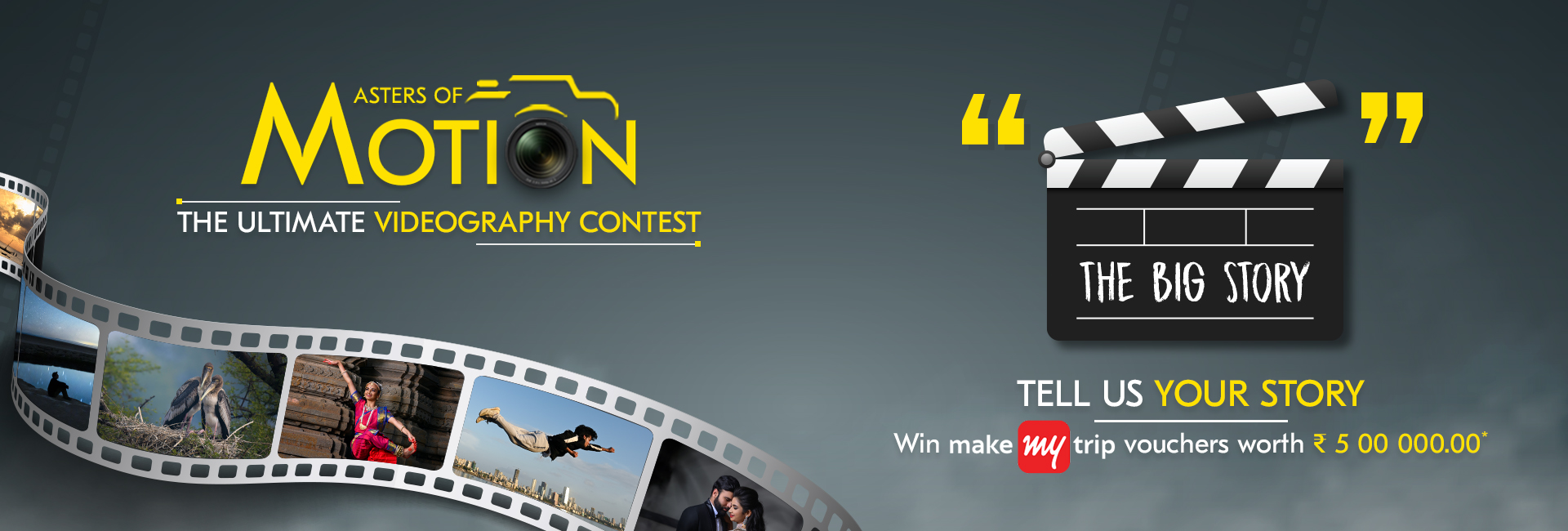Women Photography Contest - Banner