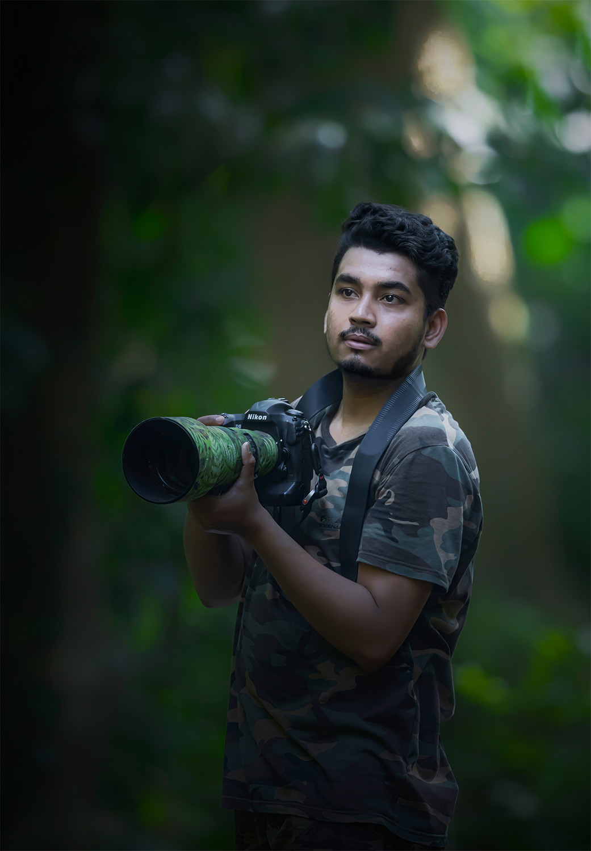 Ramesh Karmakar-Nikon Expertive