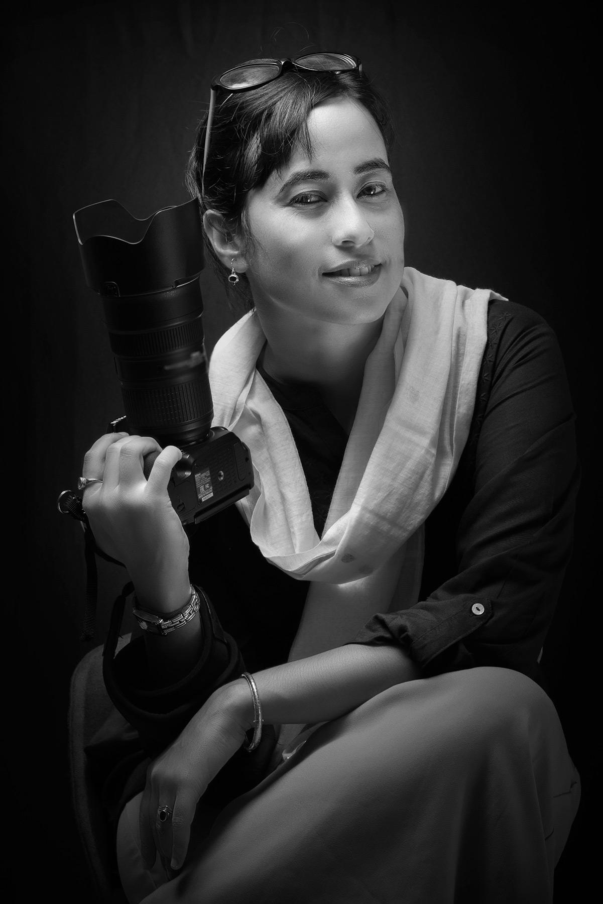 Tania Chatterjee- Nikon Expertive